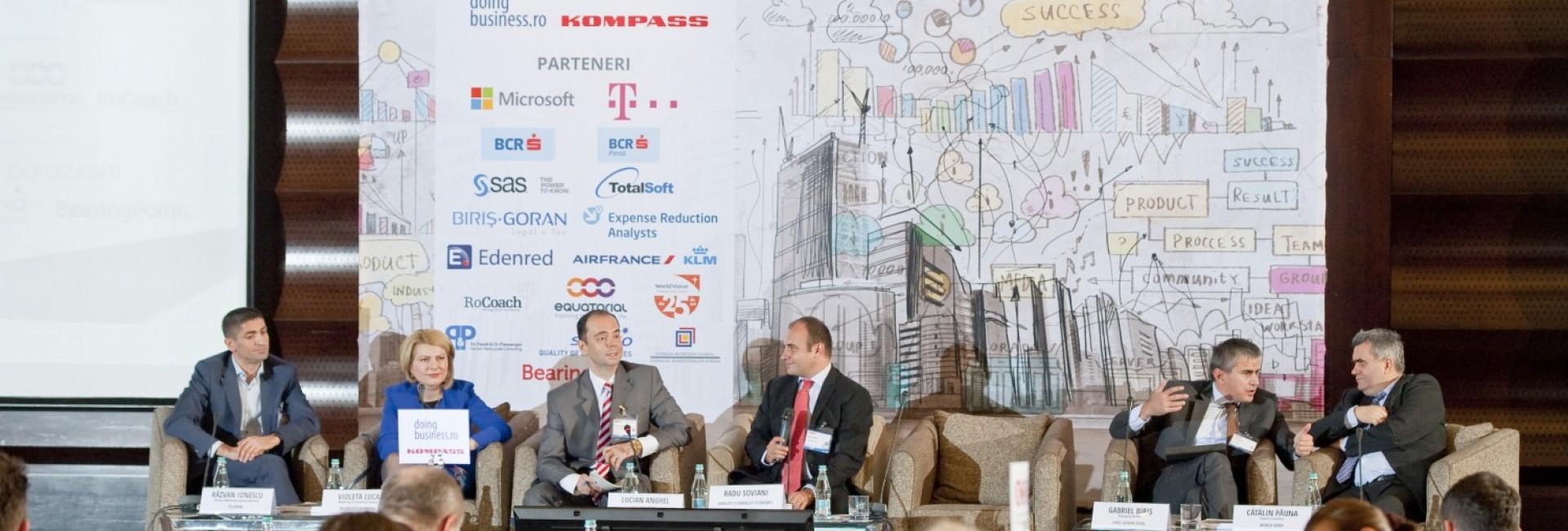 Business to more Business - Solutii pentru dezvoltarea afacerilor - Timisoara, 2016