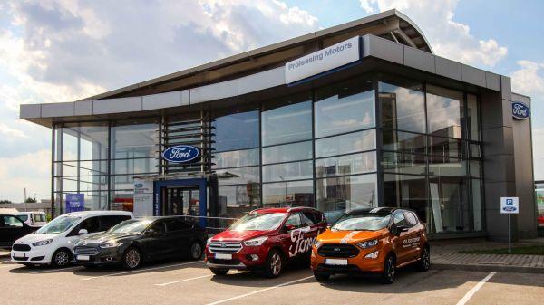 Proleasing Motors, dupa primele 6 luni ale anului: depasirea targetului pentru vanzarile Ford si o noua distinctie Best BMW Dealer in Customer Care in Romania