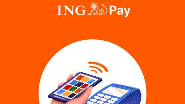 ING Bank Romania lanseaza ING Pay – solutia de plata cu telefonul mobil
