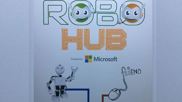Asociatia E-Civis, cu sprijinul Microsoft, a lansat RoboHub pentru copiii din familiile dezavantajate din Bucuresti