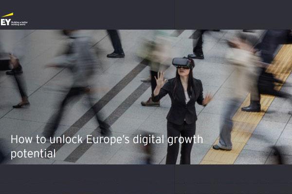 Recrutarea si pastrarea angajatilor pregatiti pentru economia digitala devin tot mai mult factori critici pentru cresterea economica in Europa