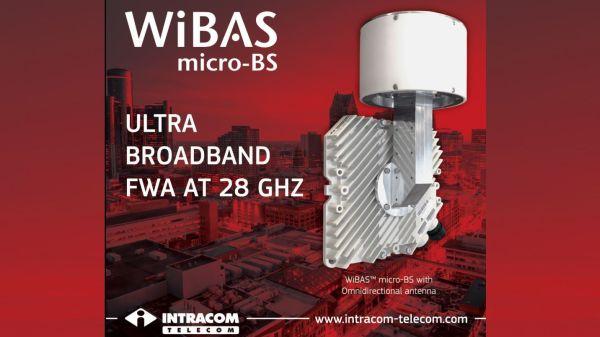 Intracom Telecom lanseaza noua gama de echipamente radio (MW) pentru retele de access fix ultra broadband