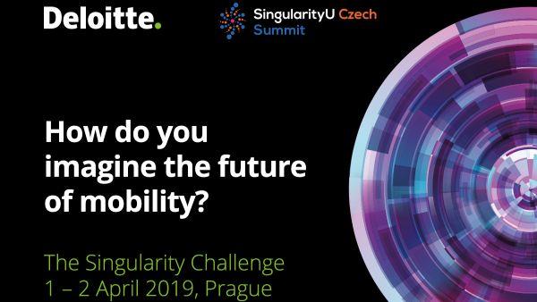 Deloitte invita studentii pasionati de lumea viitorului la Singularity University Summit din Praga