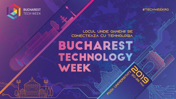 Festivalul Bucharest Tech Week aduce inovatiile tehnologice in atentia romanilor pentru al patrulea an consecutiv