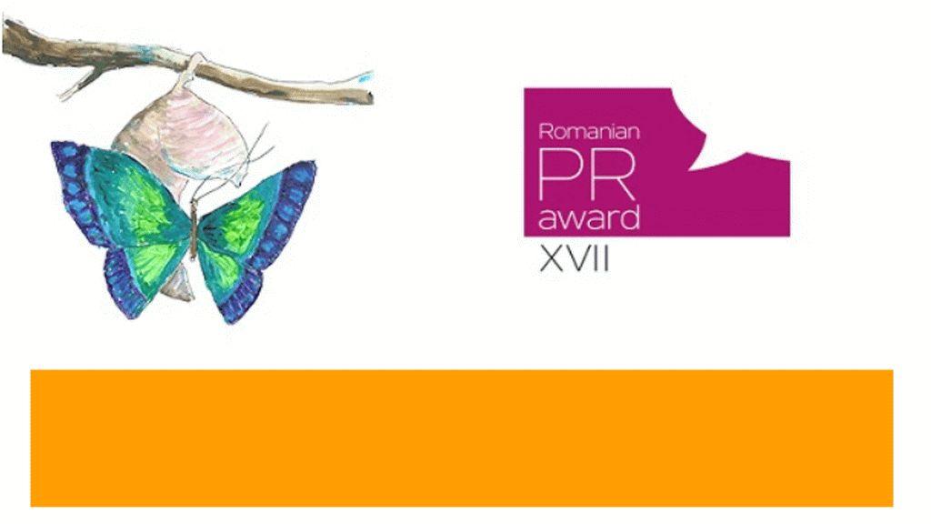 Au inceput inscrierile la Romanian PR Award 2019