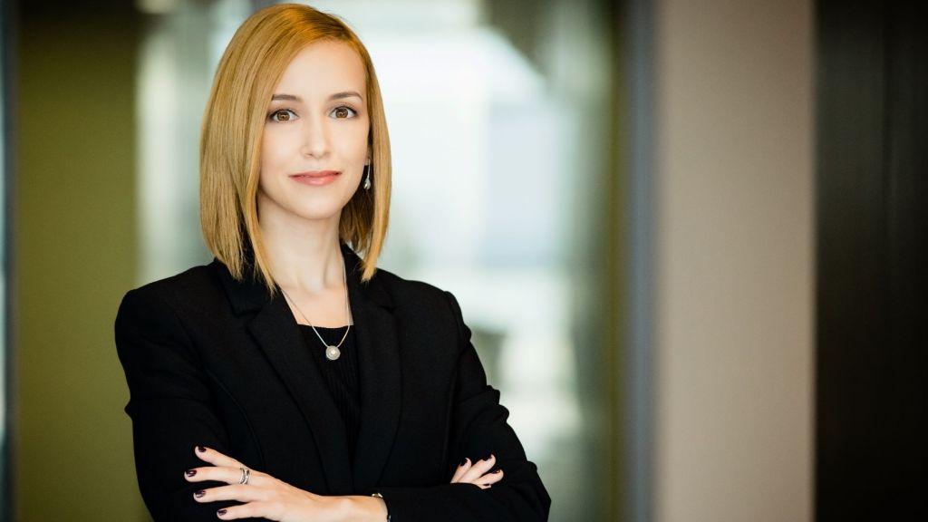 Alice Ivanovici devine Partener in cadrul Departamentului de Audit al EY Romania