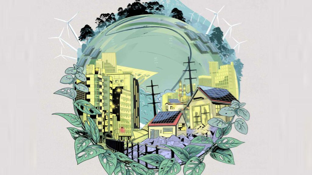 Tendintele globale legate de energia regenerabila. Energia solara si eoliana se muta de la principal la preferat