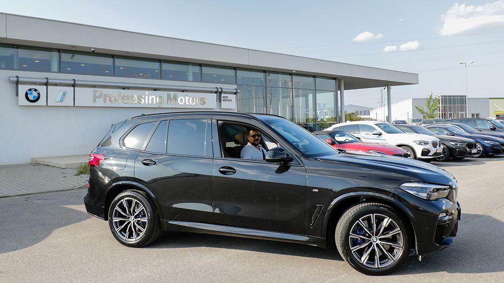 BMW Proleasing Motors a depasit pragul de 1.000 de modele livrate, pe fondul unei cresteri de 50,4%, in 2018, fata de 2013 – anul inaugurarii