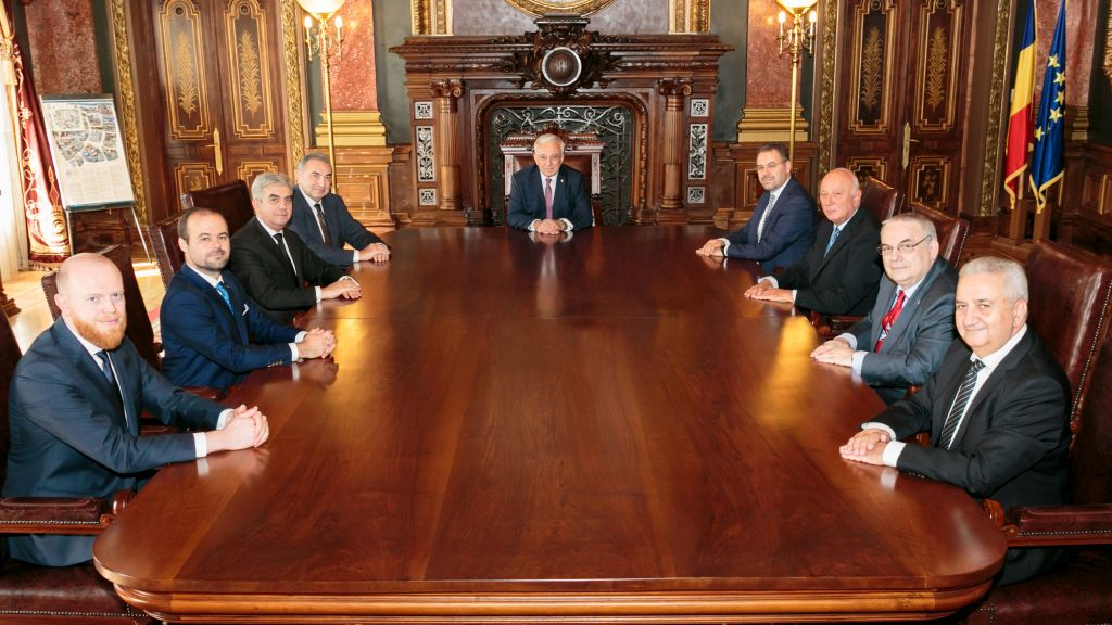 Intrarea in vigoare a mandatului noului Consiliu de administratie al BNR