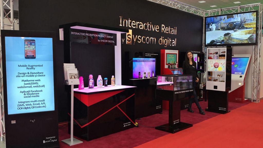 Syscom Digital ofera in prezent solutii de retail pentru viitor