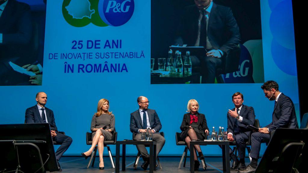 P&G Romania, 25 de ani de inovatie sustenabila