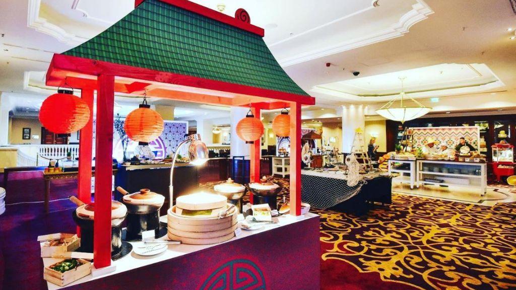 JW Marriott Bucharest Grand Hotel lanseaza Bubble on Sunday Sparkling Brunch